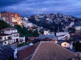City at Dusk  Antananarivo  Madagascar