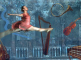 Ballet and Music Montage