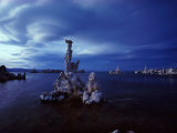 Tufa Columns of Porous Calcium Carbonate Dot Mono Lake