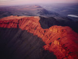 Aerial View of Steens Mountain