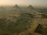 Aerial of Giza