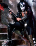 KISS -Gene Simmons