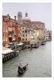 Gondola Ride  Grand Canal  Venice