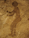 Ancient Rock Art at Tassili-N-Ajjer