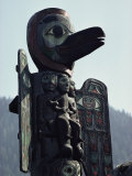 Tlingit Indian Totem Pole