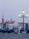 A View of the San Giorgio Maggiore Church on the Canale Di San Marco