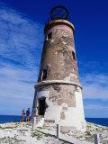 Cay Sal Bank Lighthouse  Bahamas