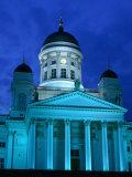 The Lutheran Church (Tuomiokirkko)  Helsinki  Finland