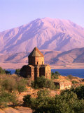 Akdamar Church and Van Lake  Van  Turkey
