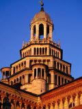Cupola of Certosa Di Pavia  Milan  Italy