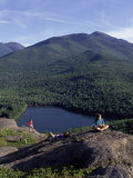 Heart Lake  Adirondacks  New York