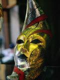 Carnival Mask  Venice  Veneto  Italy