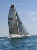 Sailboat Race  Pt Huron to Mackinac Island  MI
