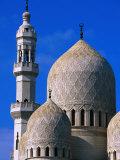 Abu Abbas Al Mursi Mosque Alexandria  Egypt