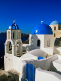 Greek Orthodox Church  Thira  Imerovigli  Greece