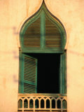 Arabesque Style Window  Massawa  Eritrea