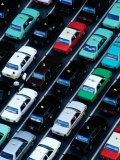 Taxis Waiting at Kyoto Train Station  Kyoto  Japan
