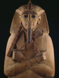 Wooden Coffin Case of the Pharaoh Ramses II