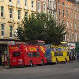 Dublin Ireland - Buses