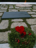 John Fitzgerald Kennedy Grave Site  Arlington National Cemetery