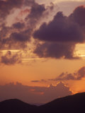 Sunset  Antigua  West Indies