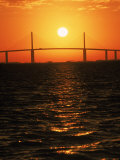 Sunshine Skyway Bridge  FL