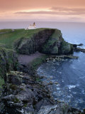 Coastline and Rhu Stoer Lighthouse (Stoerhead)  United Kingdom
