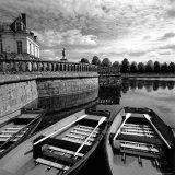Etang Des Carpes  Palace  Fontainebleau  France