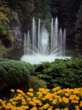 Butchart Gardens  Victoria  British Columbia  Canada