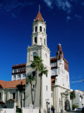 Cathedral Basilica  St Augustine  Florida  USA