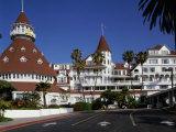 Hotel Del Coronado  San Diego  California  USA