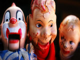 Old Puppet Dolls
