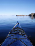 Sea Kayaking  Sea of Cortez  Baja  Mexico