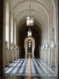 Hallway  Versailles  France