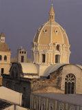 San Pedro Claver's Dome  Cartagena  Colombia