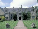 Elizabethan Manor House  Trerice  Cornwall  England