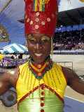 Crop Over Carnival  Bridgetown  Barbados  Caribbean