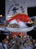 Fruits de Mer  St Martin  Il De Re  France