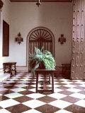 El Convento Hotel  Lobby  San Juan  Puerto Rico