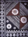 Masi (Bark Cloth) Fiji Museum  Suva  Fiji