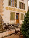 Le Saint Martin Restaurant  Burgundy  France