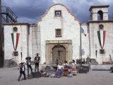 Three Amigos Production  Old Tucson Studios  Arizona  USA