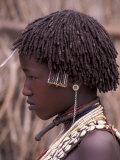Hamar Tribegirl  Ethiopia