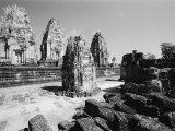 Pre Rup Temple  Angkor  Cambodia