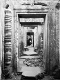 Doorways Preah Khan  Cambodia