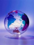 Clear Plastic Globe