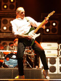 Francis Rossi in Concert; 80s Rock Legends Status Quo Play at Swedish Rock Festival  June 2005