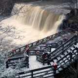 He Falls in the Heart of Chagrin Falls