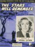 Vera Lynn Popular English Singer: The Stars Will Remember
