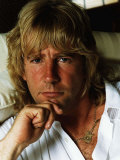 Rick Parfitt Member of Status Quo Rock Group